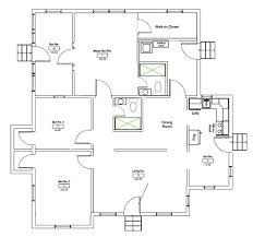 Bathroom Floor Plan by Sample Bathroom Floor Plans Sharp Home Design