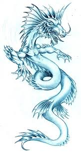 tattoo dragon water the water dragon by danbrenus on deviantart