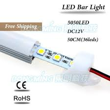 led under cabinet light bar connector picture more detailed picture about 10pcs 12v 36leds