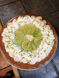 how to make key lime pie using maria cookie crust recipe snapguide