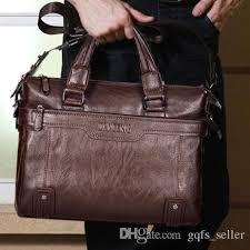 Cowhide Briefcase Men U0027s Genuine Cowhide Leather Handbag Briefcases Laptop Crossbody