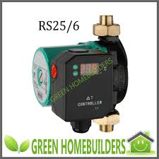 circulation pump for water heater delta t solar heating controller 25 6 circulation pump rs 25 6