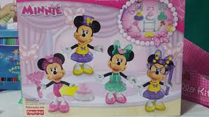mickey mouse clubhouse minnie mouse princess bowtique dress toy
