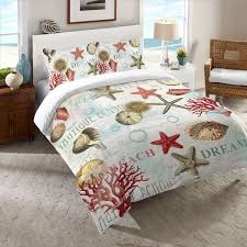 Seashell Queen Comforter Set 13 Best House Images On Pinterest Bedding Sets Area Rugs And