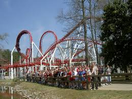 6 Flags Over Ga Rides Ace Southeast News U0026 Events Upcoming Events