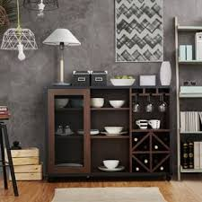Black Dining Hutch Buffets Sideboards U0026 China Cabinets Shop The Best Deals For Nov