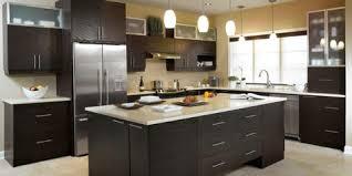 cuisine armoire brune inspirations de cuisines