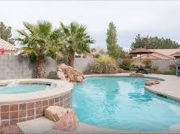 Backyard Pools And Spas by Beautiful Luxurious Las Vegas Home With Homeaway Las Vegas