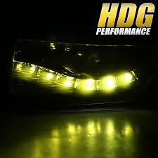 lexus gs300 performance 1998 2005 lexus gs300 430 led yellow fog lights replacement pair