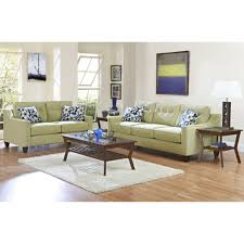zonka tufted leather sofa set modern living room furniture sets
