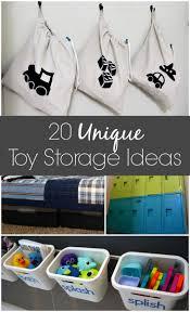 toy storage ideas 20 unique toy storage ideas