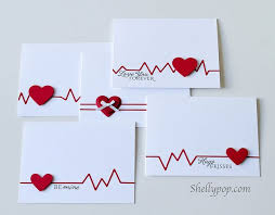 valentines cards best 25 handmade valentines cards ideas on