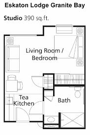 Studio Floor Plans Floor Plans Senior Assisted Living In Granite Bay Eskaton