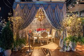Home Design Show Architectural Digest Design Industry Leaders Decorate Tables For Diffa U0027s Dining By