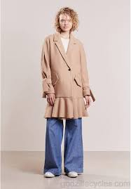 designers remix remix edith classic coat camel muvqdhlb