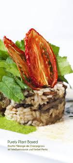 molekularküche berlin la mano verde berlin veganes restaurant plating plating