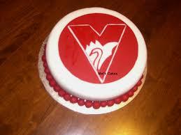 welcome to mel u0027s cakes afl sydney swans birthday cake