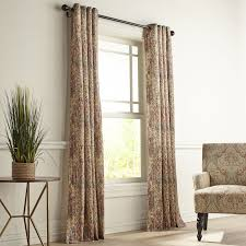 patterned curtains window treatments u0026 window panels pier1 com