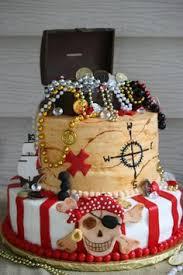 truly scrumptious pirate ship cake birthday party ideas
