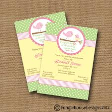 bird baby shower invitation diy printable baby christian
