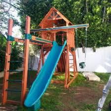 swing set pros 90 photos u0026 46 reviews playsets sherman oaks