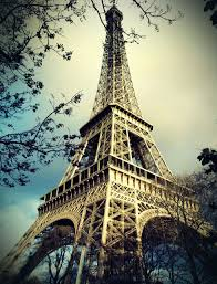 chroma eiffel tower