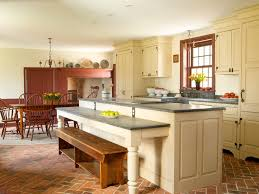 eat in kitchen island timeless eat kitchen farmhouse with kitchen island upholstered chairs
