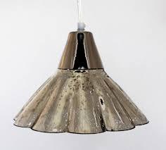 Pendant Light Shades Australia Mercury Glass Pendant Blue Lights Light Roselawnlutheran Bell