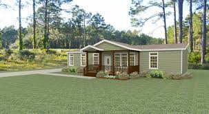 Floor Plans For Trailer Homes Large Manufactured Homes Large Home Floor Plans