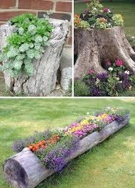 Garden Decor Ideas Pinterest Flower Garden Decor Ideas Modern Style Home Design Ideas