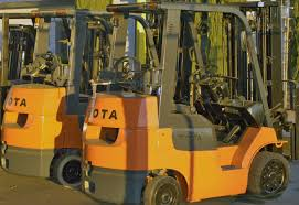 forklift rentals and material handling equipment