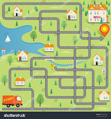 Maps For Kids Hd Wallpapers Blank Town Map For Kids Orpecom Online