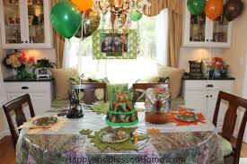 Home Interior Home Parties by Camouflage Hunting Theme Party Fun Happy And Blessed Home
