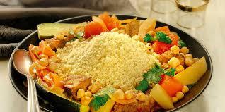 cuisine alg駻ienne traditionnelle couscous algérien facile facile recette sur cuisine actuelle