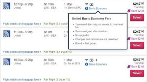 united airlines international baggage allowance how to avoid getting stuck with united s basic economy tickets