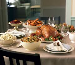 thanksgiving with a side of southern hospitality