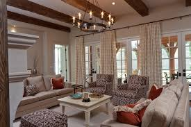 Decor Curtains Living Room Family Room Transitional With Sheer - Curtains family room