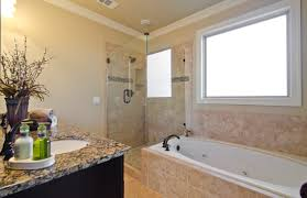 Fibreglass Cabinets Master Bathroom Ideas On A Budget Brown Finish Laminated Wooden