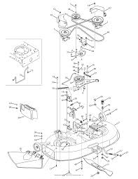 troy bilt 13av60kg011 bronco 2008 parts diagrams