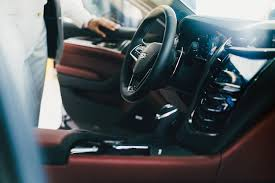 cadillac jeep interior cadillac cts v sport gets fancy new morello red interior package