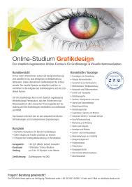 grafik design studieren studium grafikdesign