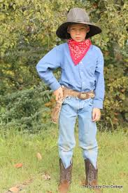 Cowboy Halloween Costumes Cowboy Halloween Costume Thrift Store Country Chic