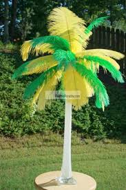 feather plume palm tree wholesale mix sorted color ostrich feather