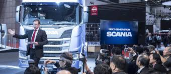 scania can take the lead in sustainable solutions in japan