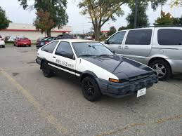 toyota united states saw this ae86 in michigan united states the only one i u0027ve ever