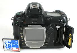 nikon d70s w battery memory card 18208252183 ebay