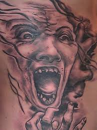 horror designs for sleeve horror tattoos for