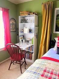 Bookcase Desk Diy Diy Bookcase Turned Desk Desk Crafts Repurpose And Repurposed