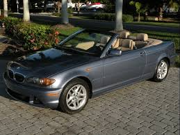 2004 bmw 325ci convertible for sale 2004 bmw 325ci convertible for sale in fort myers fl stock