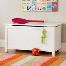 Toy Bench Cushion Kids Toy Boxes The Land Of Nod